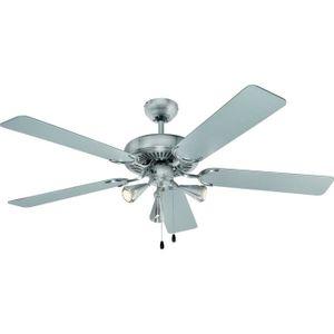 VENTILATEUR DE PLAFOND Ventilateur de plafond D-VL 5667 AEG avec éclairag