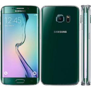 SMARTPHONE Samsung Galaxy S6 Edge G925F 32Go Noir Recondition