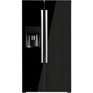 RÉFRIGÉRATEUR AMÉRICAIN Refrigerateur americain SCHNEIDER SCUS550NFGLB
