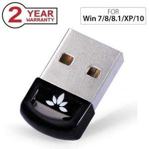 ADAPTATEUR BLUETOOTH HT USB Bluetooth 4.0 Adaptateur Dongle pour PC Win