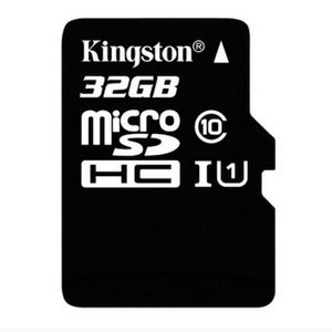 CARTE MÉMOIRE Kingston - Carte Micro SD 32 Go Carte mémoire TF M