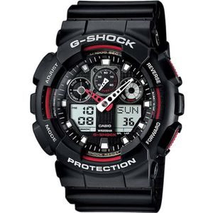 MONTRE OUTDOOR - MONTRE MARINE CASIO Montre Quartz G-shock GA-100-1A4ER Homme