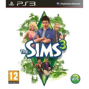 JEU PS3 The Sims 3 (Playstation 3) [UK IMPORT]