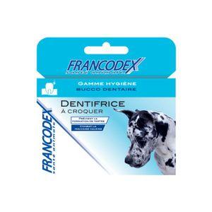 SOIN POUR ANIMAUX Dentifrice pour chien à croquer - Laboratoires …
