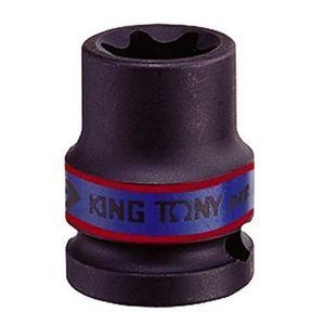 king tony 437512M Douille pour Vis M/âles Torx/® 1//2 Standard E12