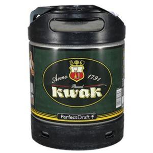 KIT DE BRASSAGE BIÈRE Fut bière Perfectdraft 6L Kwak