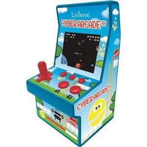 CONSOLE ÉDUCATIVE LEXIBOOK - Cyber Arcade® - Consolde de jeux enfant