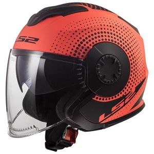 CASQUE MOTO SCOOTER Protections Casques Ls2 Of570 Verso
