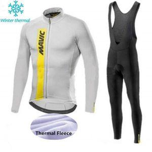 TENUE DE CYCLISME MAVIC Maillot de cyclisme en polaire thermique d'h