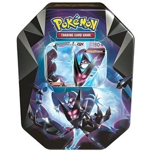 CARTE A COLLECTIONNER POKEBOX NECROZMA GX - ULTRA CHIMERE - CARTE FRANCA