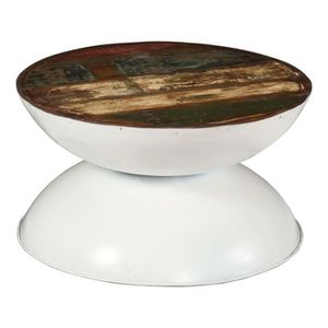 TABLE BASSE TABLE BASSE Table à thé-scandinave salon-Bois de r