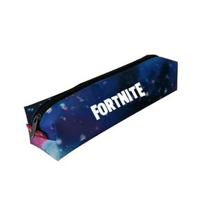 TROUSSE À STYLO Fortnite Jeu Stylo Crayon Maquillage Bataille Toil