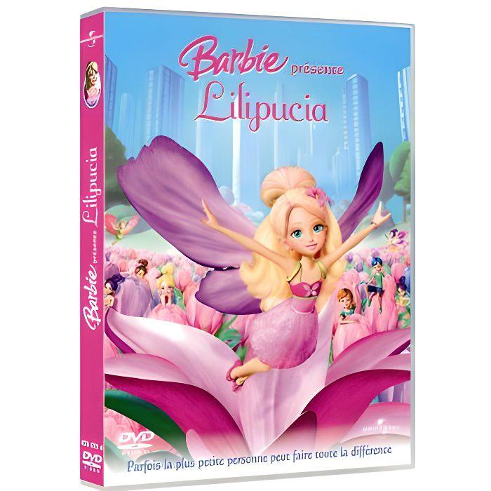 DVD FILM DVD Barbie présente Lilipucia