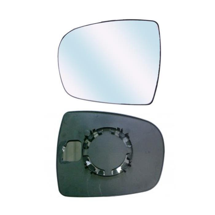 Miroir Glace Dégivrant Rétroviseur gauche pour DATSUN/NISSAN PRIMASTAR de 2001 à 2007