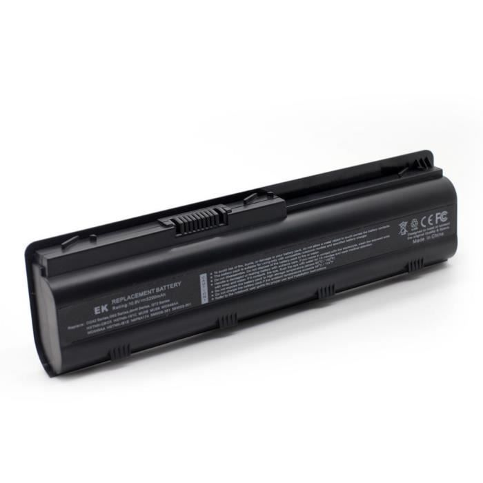 Batterie ordinateur hp envy 17-2000