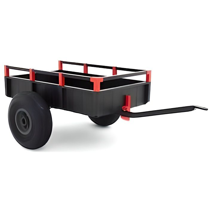 BERG Remorque Large trailer