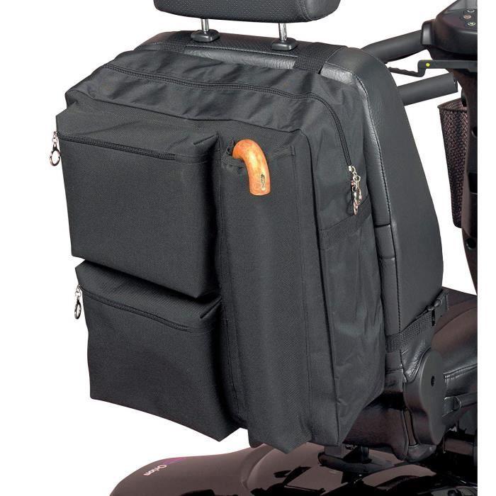 Homecraft - Sac pour l'Arrière d'un Scooter avec Pochette Deluxe - 091187756