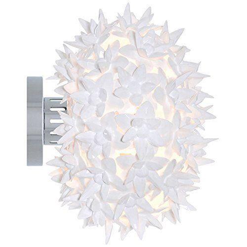 Kartell 927003 - PLAFONNIER - Lampe Murale/Plafonnier Bloom Cw2 Blanche