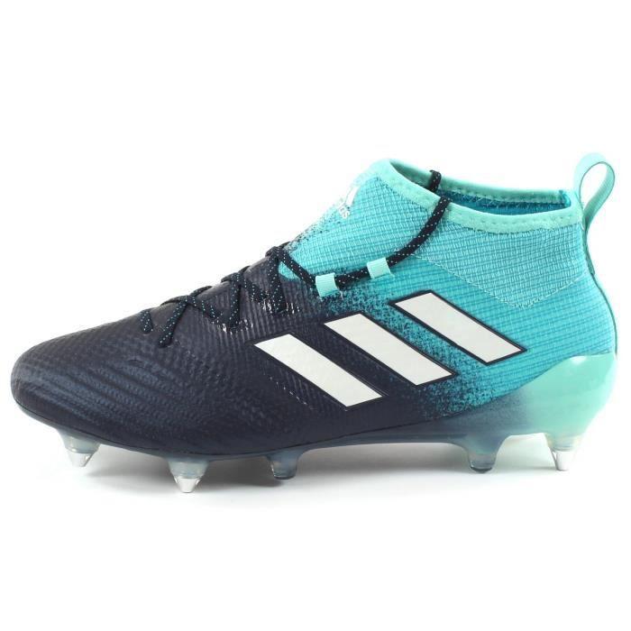 ADIDAS PERFORMANCE Chaussures de football Ace 17.1 SG - Homme - Bleu