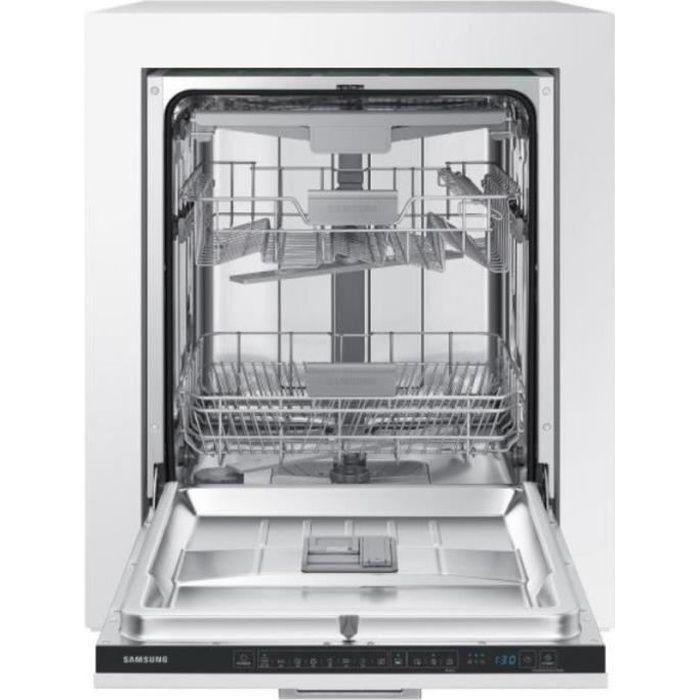 Lave-Vaisselle Tout Intégrable SAMSUNG DW60R7050BB