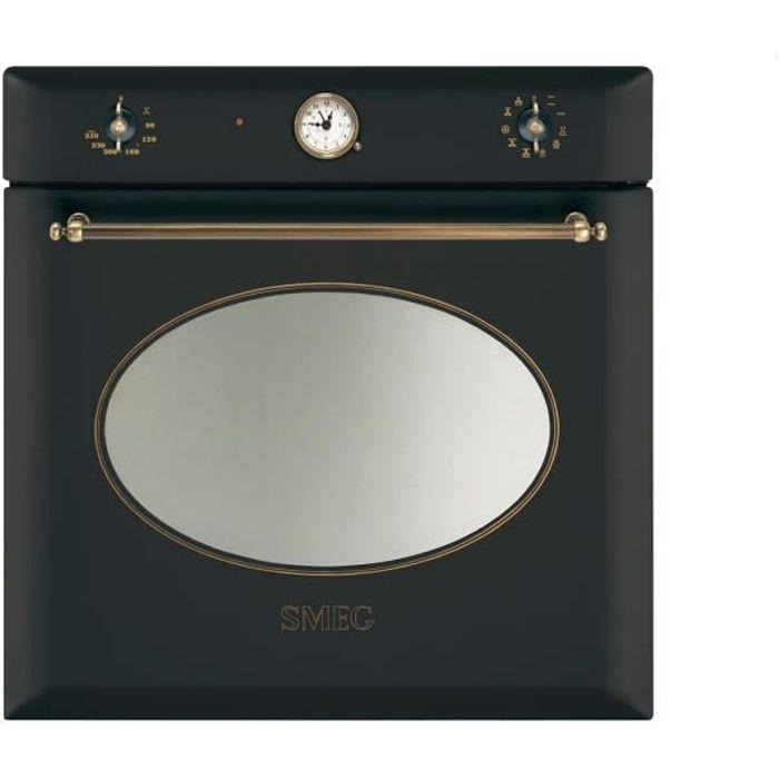 Smeg SF855AO, Four électrique, 79 L, 3000 W, 72 L, 50 - 250 °C, 2700 W