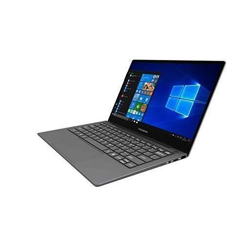 Thomson Neo Z3 13,3 pouces Ordinateur Portable avec Qualcomm Snapdragon, 4 Go de RAM, 256 Go de stockage & Windows 10 - Aluminium