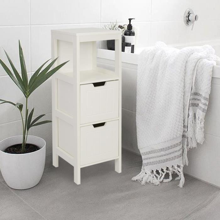Meuble de salle de bain petite meuble de rangement pour - Petit meuble colonne salle de bain ...