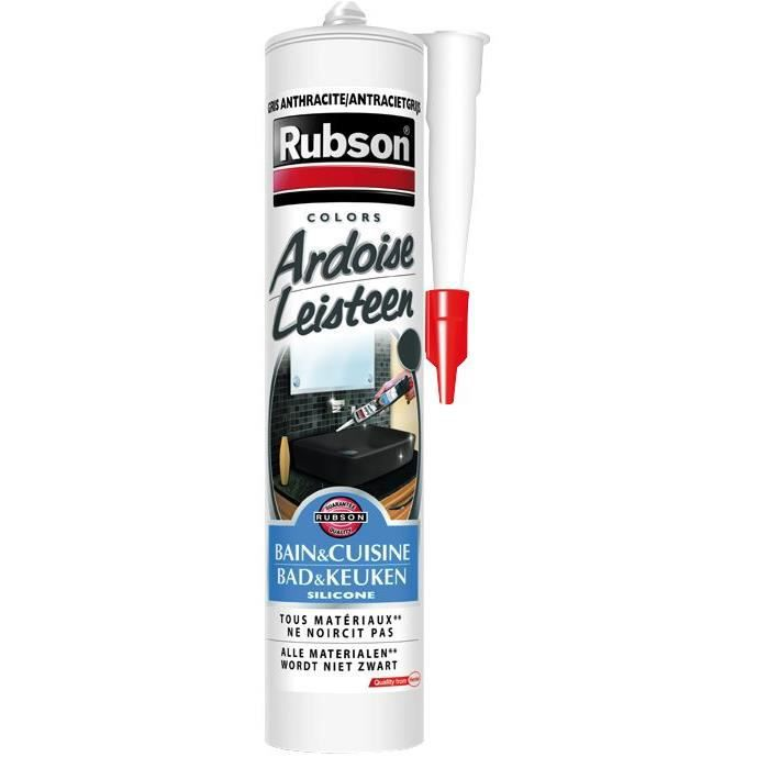mastic sanitaire ardoise 280ml achat vente joint. Black Bedroom Furniture Sets. Home Design Ideas