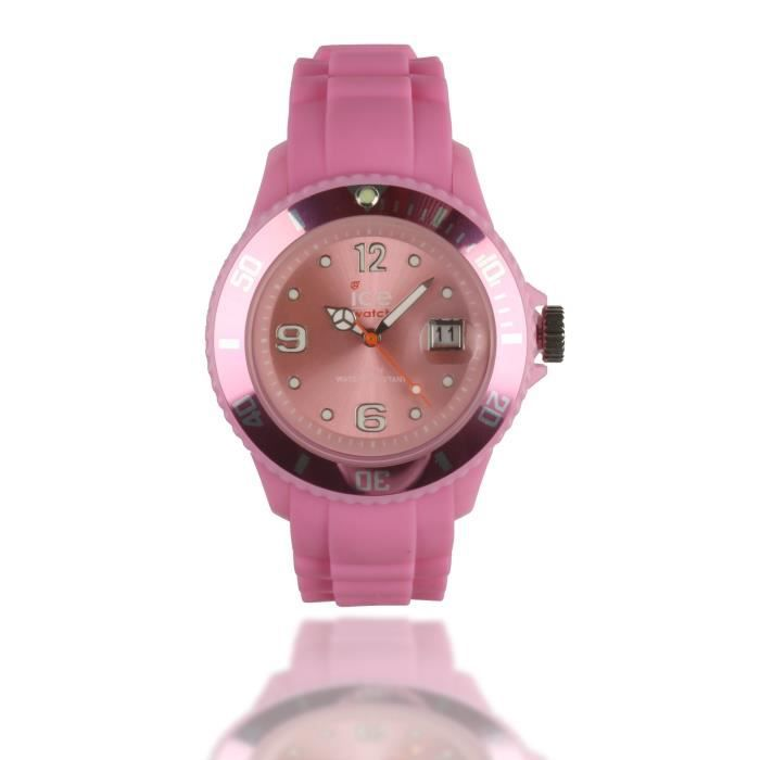 Ice-Watch - ICE forever Pink - Montre rose pour fille avec bracelet en  silicone - 001463 (Extra Small) 0f35eb1e54e8