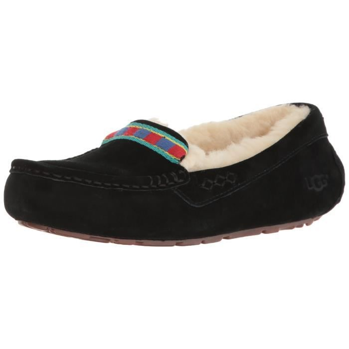 Ugg Ansley Embroidery Moccasin NYR7D Taille-37