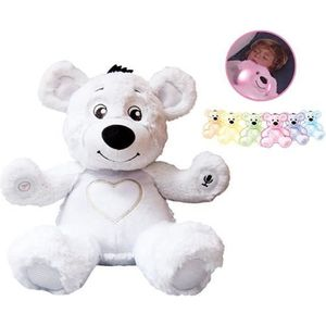 SPLASH TOYS Ours en Peluche lumineux Magicalin