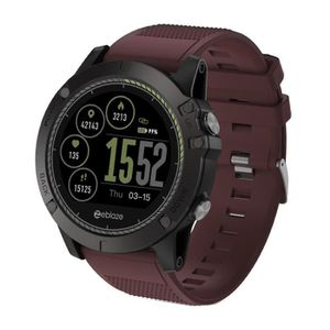 MONTRE Zeblaze VIBE 3 HR Montre Smart Watch Phone Sports