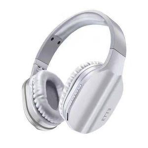 CASQUE - ÉCOUTEURS OVLENG Bluetooth casque pliable sans fil casque Po
