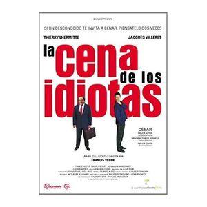 DVD FILM Le dîner de cons (LA CENA DE LOS IDIOTAS, Importé