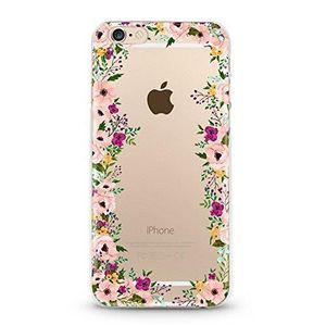 Coque iphone 7 fleurs