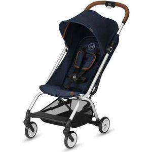 POUSSETTE  CYBEX Poussette Gold Eezy S Collection Denim - Ble