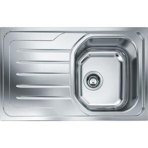 INOX Soie FRANKE BTN 614 Baltic /Évier de cuisine encastr/é en acier inoxydable