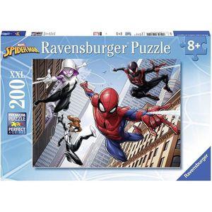 PUZZLE SPIDERMAN Puzzle les Pouvoirs de L'araignée 200 pc