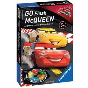 FIGURINE - PERSONNAGE Jeu Cars 3 : Go Flash McQueen La grande course d'é