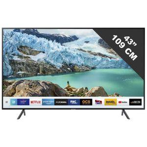 Téléviseur LED TV Samsung SAMSUNG - UE 43 RU 7175 • TV LED • TV S