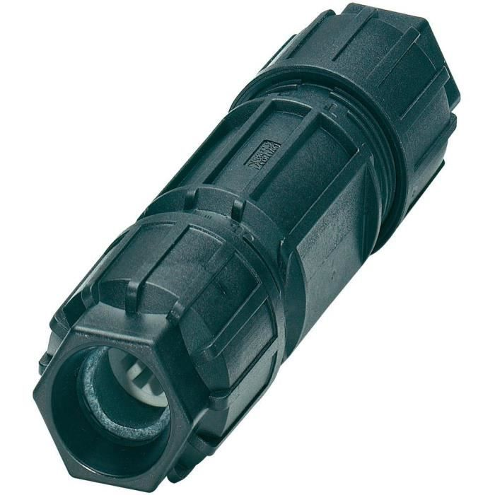 Prolongateur de câble QUICKON Conditionnement: 1 pc(s) Phoenix Contact QPD C 3PE2,5 2X6-10 BK 1582211