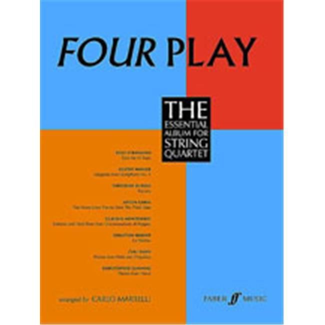Alfred 12-0571519946 Four Play - Music Book