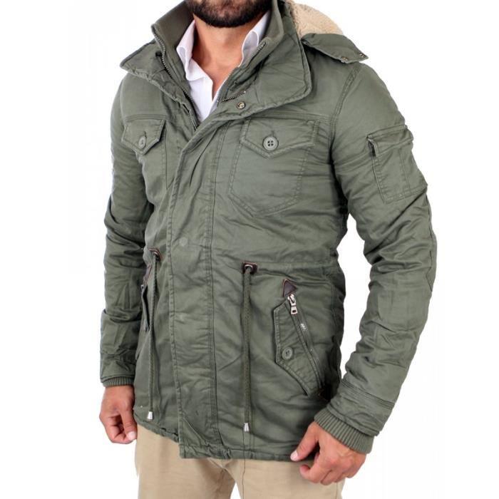 Manteau chaud homme Manteau YR413