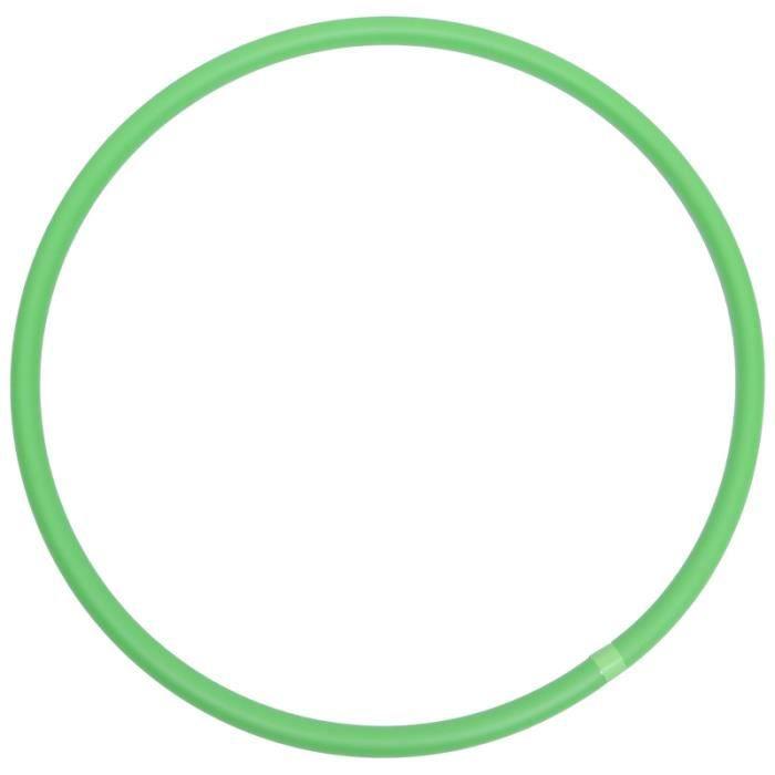 1 pc enfants taille cerceau vert exercice jeu jouet doux NBR équipement cerceau de gymnastique rythmique danse - gymnastique - gr