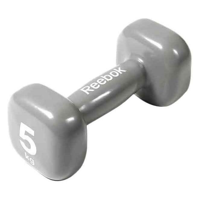 Haltères Reebok Fitness Dumbbell 5 Kg I