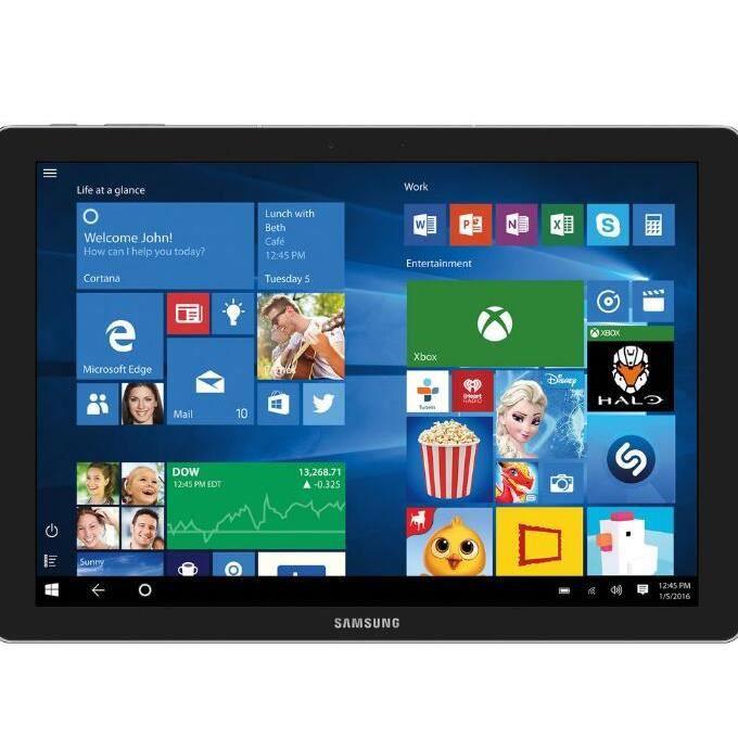Sam Galaxy Tab Pro S W700 Wifi 128Go noir TABLETTE TACTILE