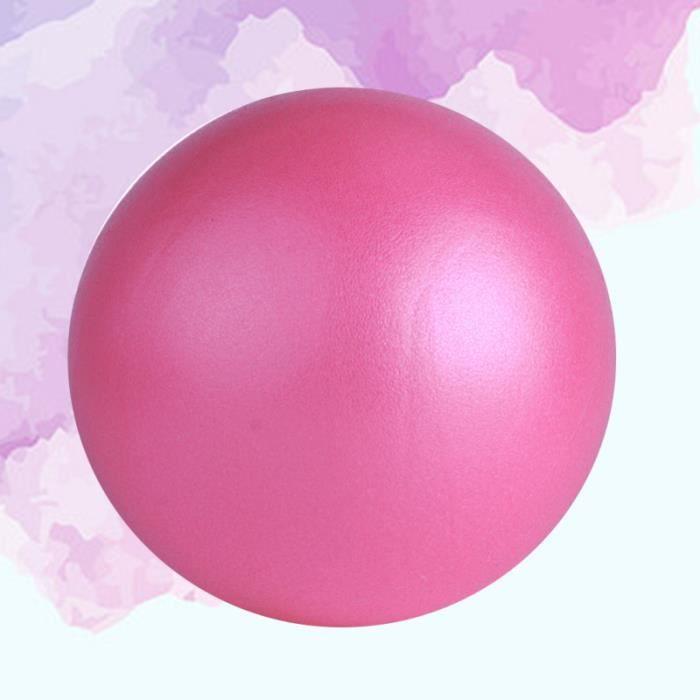 Yoga Pilates Petit Ballon d'Exercice pour les Entraînements Abdominaux TAPIS DE SOL - TAPIS DE GYM - TAPIS DE YOGA
