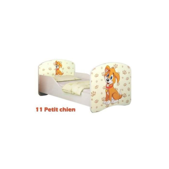 lit enfant b b 160 x 80 matelas chien achat vente lit b b 0702563641941 cdiscount. Black Bedroom Furniture Sets. Home Design Ideas