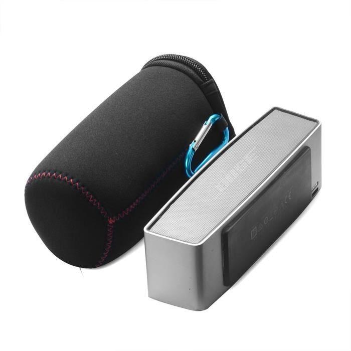COQUE ENCEINTE PORTABLE WoWa® Etui Housse de Rangement Bose Soundlink Mini