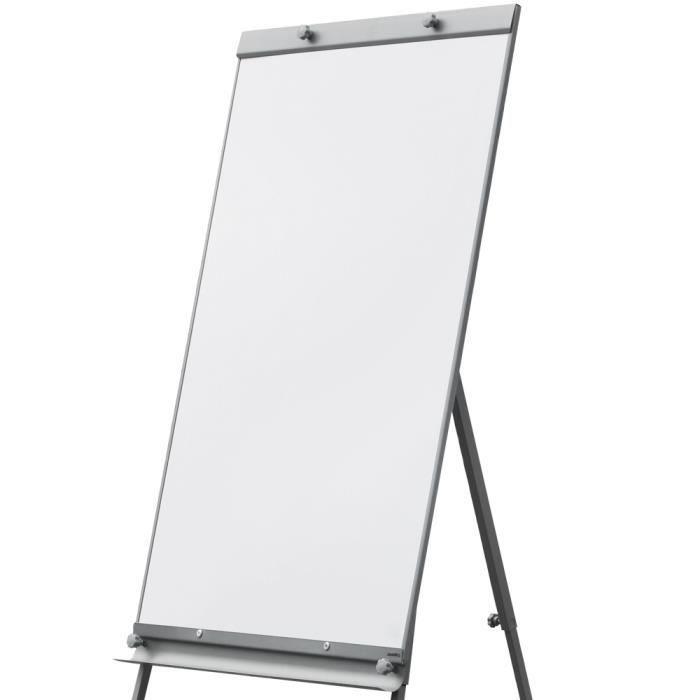 Tableau Blanc Magnetique Avec Trepied Paperboard 60 X 90 Cm